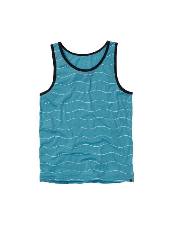 BLP0Mountain Wave Slim Fit Tank by Quiksilver - FRT1