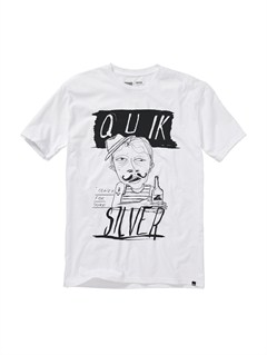 WBB0Ancestor Slim Fit T-Shirt by Quiksilver - FRT1