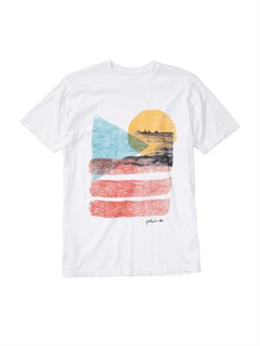 WBB0A Frames Slim Fit T-Shirt by Quiksilver - FRT1