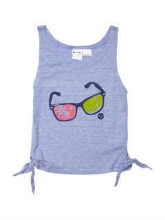 PND0GIRLS 7- 4 COASTAL SAND TANK by Roxy - FRT1