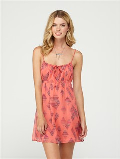 MJJ6All Day Long Dress by Roxy - FRT1