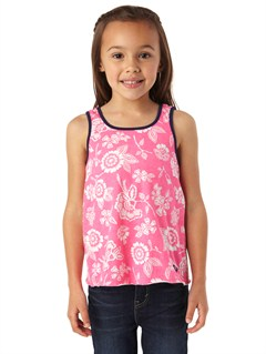 GRL3GIRLS 2-6 HOW LOVELY TOP  by Roxy - FRT1