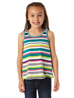 MLW6Girls 2-6 Roxy Border Tiki Tri Set Swimsuit by Roxy - FRT1