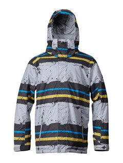 YKN2Lone Pine 20K Insulated Jacket by Quiksilver - FRT1