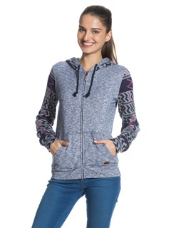 BTN0Beauty Stardust Striped Hoodie by Roxy - FRT1