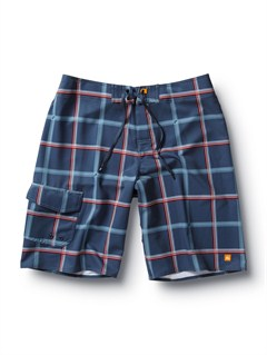 DBLMen s Anchors Away  8  Boardshorts by Quiksilver - FRT1