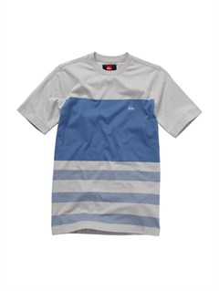 SGR3Boys 8- 6 Engineer Pat Short Sleeve Shirt by Quiksilver - FRT1