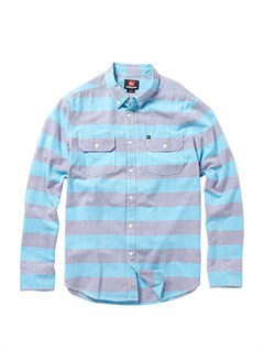 BMJ3Boys 8- 6 Bam Bam Long Sleeve Flannel Shirt by Quiksilver - FRT1