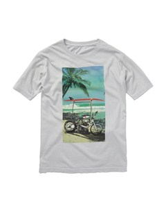 SGR0Boys 8- 6 After Hours T-Shirt by Quiksilver - FRT1