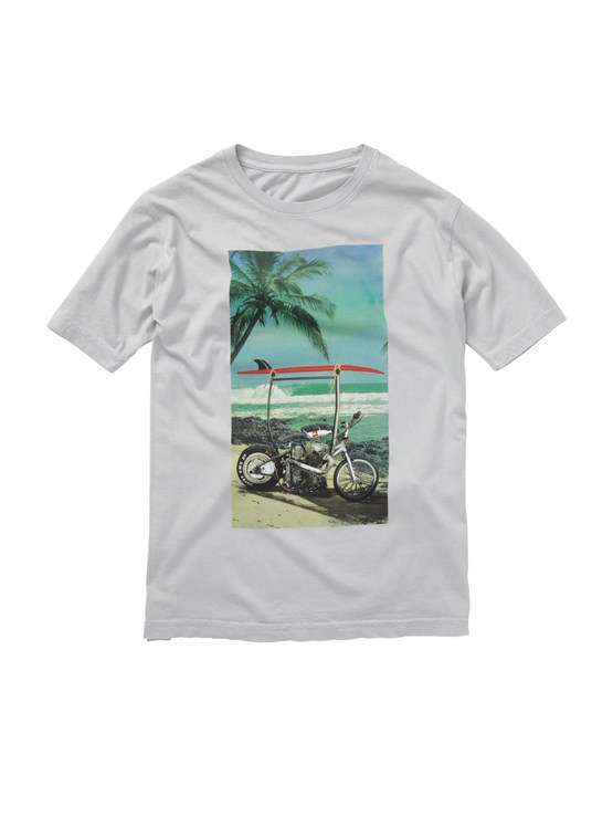 SGR0Boys 2-7 Gravy All Over T-Shirt by Quiksilver - FRT1