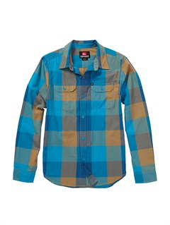 BMJ1Boys 2-7 Barracuda Cay Shirt by Quiksilver - FRT1