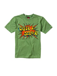 GKOBoys 2-7 Adventure T-shirt by Quiksilver - FRT1