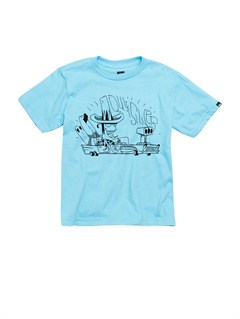 BHR0Boys 2-7 Adventure T-shirt by Quiksilver - FRT1