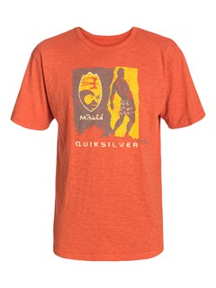 CMC0A Frames Slim Fit T-Shirt by Quiksilver - FRT1