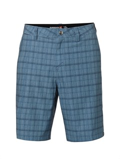 "BMC1Yoke Checker  8"" Boardshorts by Quiksilver - FRT1"