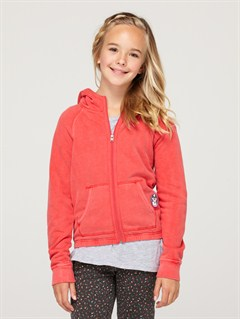 MLR0Girls 7- 4 Believe Printed B Sweater by Roxy - FRT1