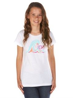 WBB0Girls 7- 4 Burner ND Long Sleeve Top by Roxy - FRT1