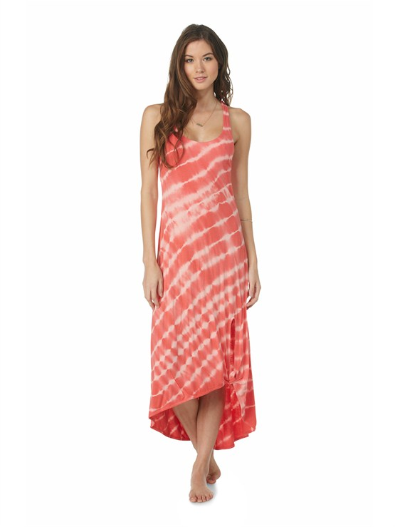 MJJ3Shore Thing Dress by Roxy - FRT1