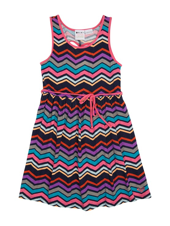 BSW6Shore Thing Dress by Roxy - FRT1