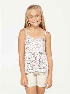 WDTGirls 2-6 Autumn Breeze Criss Cross Halter Set by Roxy - FRT1