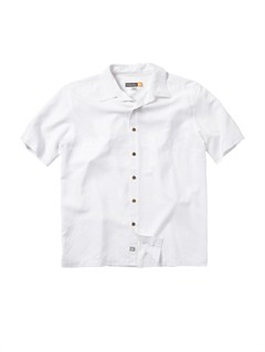 BLKMen s Anahola Bay Short Sleeve Shirt by Quiksilver - FRT1