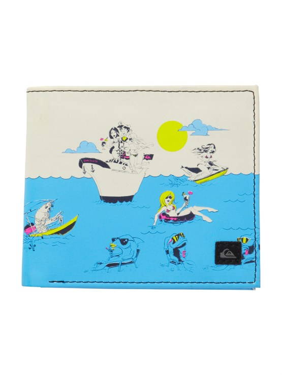 CLDRook Wallet by Quiksilver - FRT1