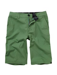 VGNBOYS 8- 6 A LITTLE TUDE BOARDSHORTS by Quiksilver - FRT1