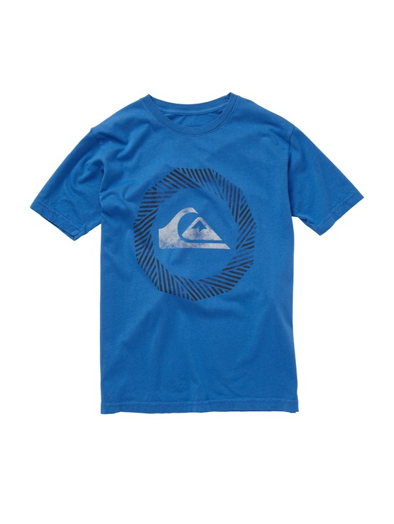 BPC0Boys 2-7 Crash Course T-Shirt by Quiksilver - FRT1