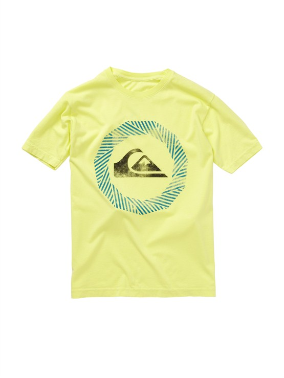 GCK0Boys 8- 6 Mountain And Wave Shirt by Quiksilver - FRT1