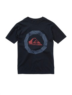 KVJ0Boys 8- 6 True Test T-Shirt by Quiksilver - FRT1