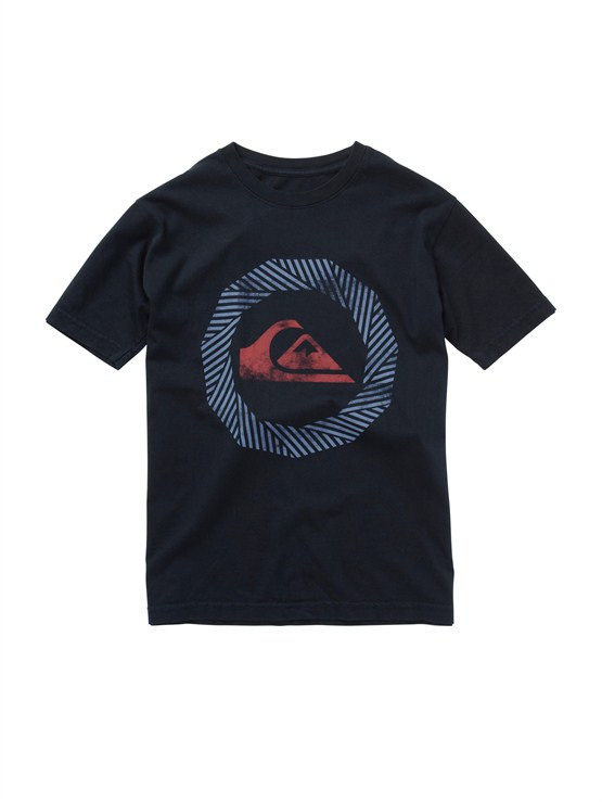 KVJ0Boys 8- 6 Mountain And Wave Shirt by Quiksilver - FRT1