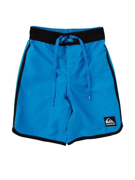 BKV0Boys 2-7 Talkabout Volley Shorts by Quiksilver - FRT1