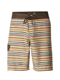 "YJC0Yoke Checker  8"" Boardshorts by Quiksilver - FRT1"