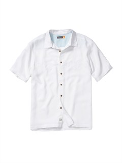 WBB0Men s Clear Days Short Sleeve Shirt by Quiksilver - FRT1
