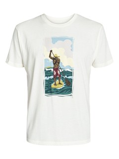 WCF0A Frames Slim Fit T-Shirt by Quiksilver - FRT1