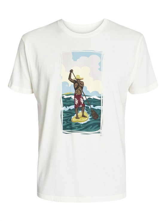 WCF0After Hours T-Shirt by Quiksilver - FRT1