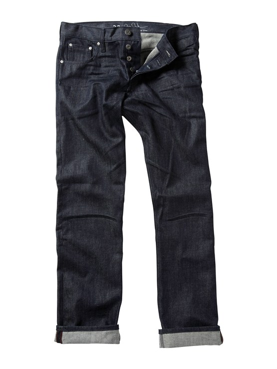 BST0Distortion Jeans  32  Inseam by Quiksilver - FRT1