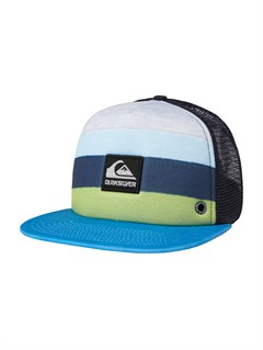 BFG0After Hours Trucker Hat by Quiksilver - FRT1