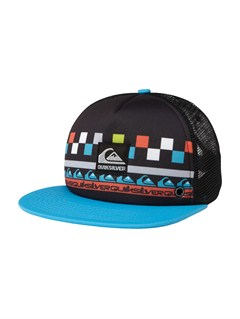 BMM0After Hours Trucker Hat by Quiksilver - FRT1