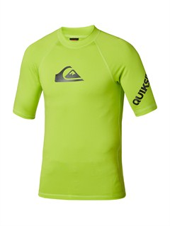 GGY0All Time LS Rashguard by Quiksilver - FRT1