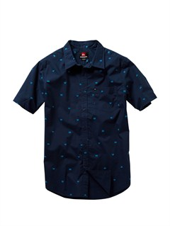 BTK6Sea Port Short Sleeve Polo Shirt by Quiksilver - FRT1