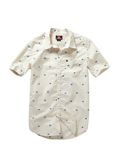 WDV6Tube Prison Short Sleeve Shirt by Quiksilver - FRT1