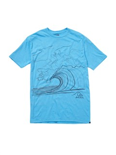 BNK03D Fake Out T-Shirt by Quiksilver - FRT1