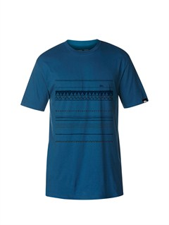 BSG0Original Stripe Slim Fit T-Shirt by Quiksilver - FRT1