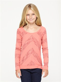 MJJ3Girls 7- 4 A Chance Storm Sweater by Roxy - FRT1