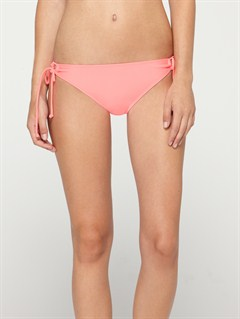 MLNAgainst the Tide Surfer Side Tie Bikini Bottoms by Roxy - FRT1