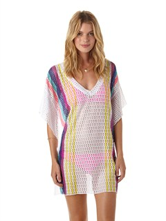 WBB3Strappy Gauze Dress by Roxy - FRT1