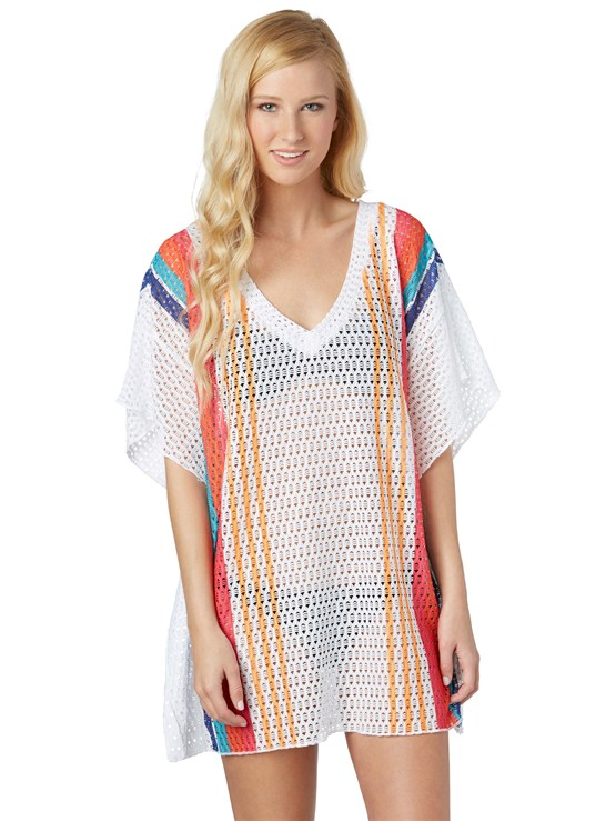 WBB4Shore Thing Dress by Roxy - FRT1