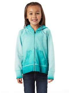 BLK6Girls 2-6 Back Bay Peacoat by Roxy - FRT1