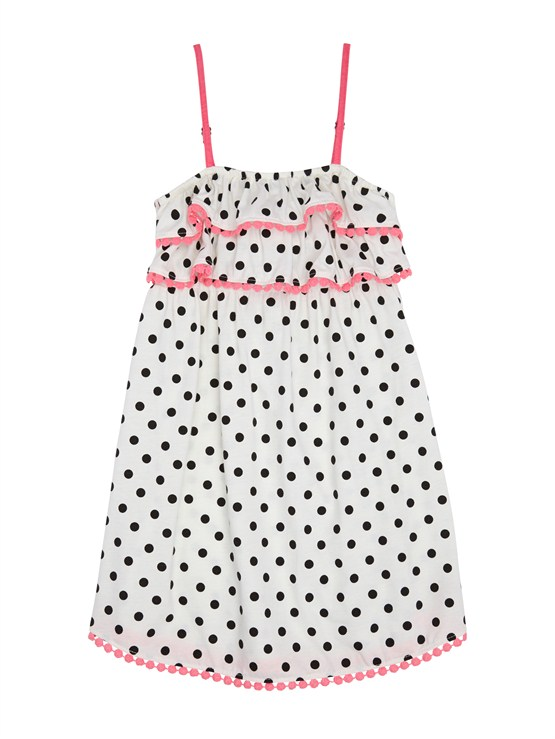 WBS6Shore Thing Dress by Roxy - FRT1